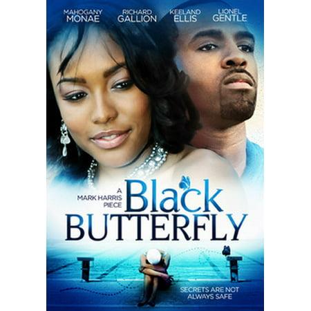 BLACK BUTTERFLY (DVD) (ENG W/SDH SUB//16X9/1.78:1)
