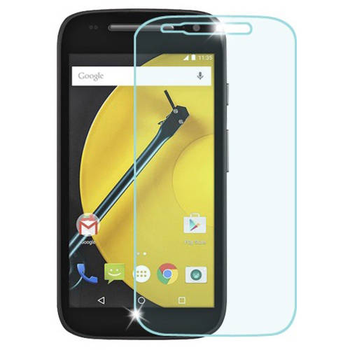 Motorola Moto E 2nd Generation Tempered Glass Screen Protector 2.5D