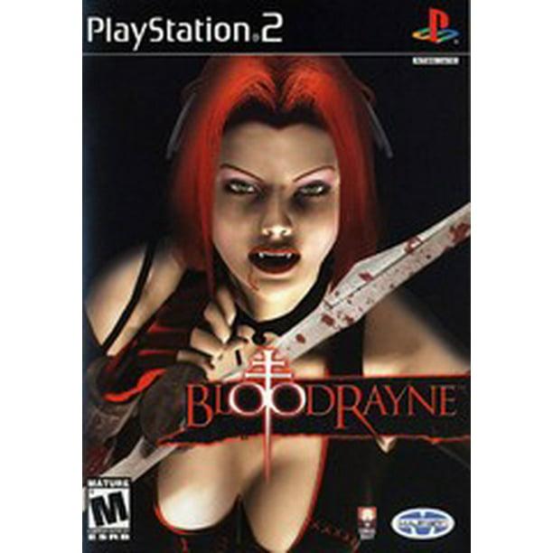 Bloodrayne Ps2 Playstation 2 Refurbished Walmart Com