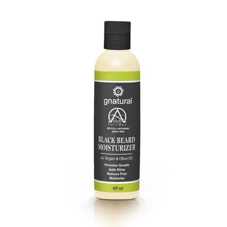 GNatural Alpha Club 4 Men Beard Moisturizer (Best Way To Moisturize Beard)