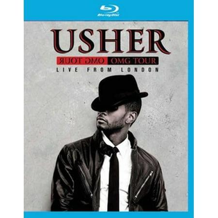 USHER-OMG TOUR-LIVE FROM LONDON (BLU RAY) (Blu-ray)](Scary Films Halloween London)