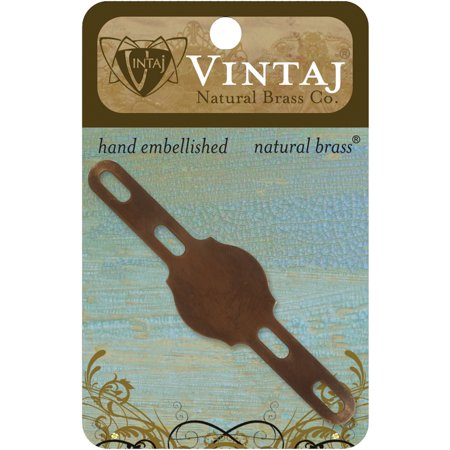 Vintaj Metal Altered Blank, 1pk, Regal Ring and Bracelet, 72mm