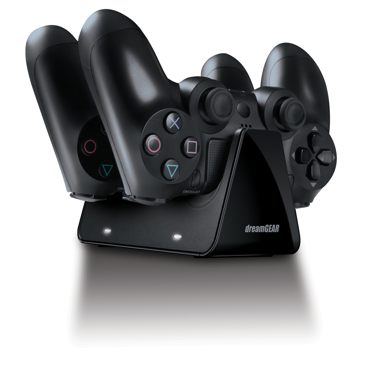 dreamGEAR DGPS4-6421 PlayStation 4 Dual Charge Station