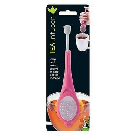 Jokari Pink Total Tea Infuser - Steeper & Press