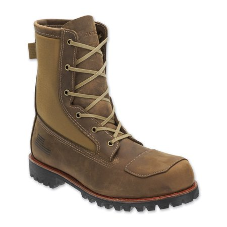 Bates Mens  Mens Bomber Leather Boots