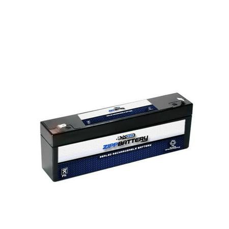 12v 30 Amp (12V 2.3AH Sealed Lead Acid (SLA) Battery for UB1223 Amp ES2.3- NP2.3-12 PS-1223 )