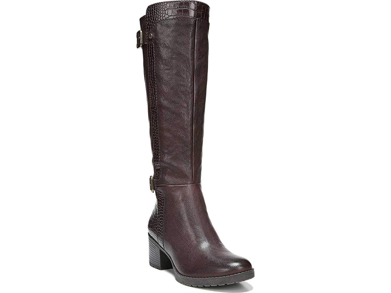 Naturalizer Women's Rozene Tall Calf Wide Calf Tall Boot 60a19c