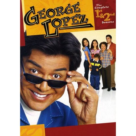 George Lopez  The Complete 1St And 2Nd Seasons  Full Frame