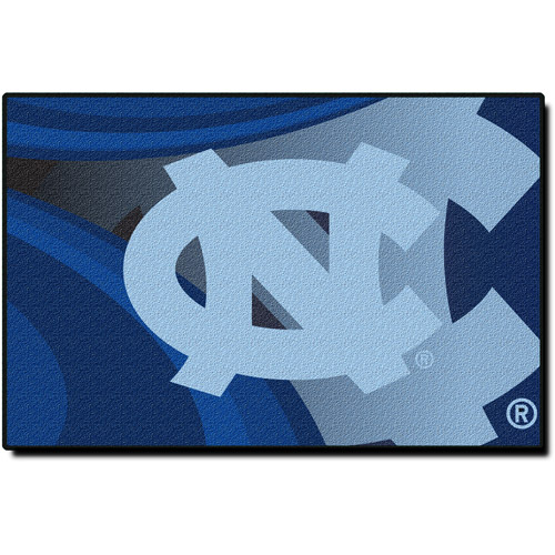 "NCAA North Carolina Tar Heels 39"" x 59"" Rug"
