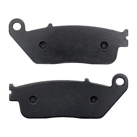 KMG Front Brake Pads for 2005-2009 Triumph Speedmaster 865cc - Non-Metallic Organic NAO Brake Pads Set - image 2 de 4