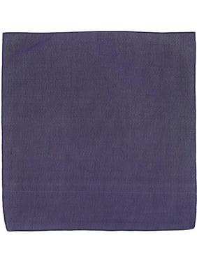 CTM® Solid Color Cotton Bandanas