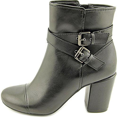 Easy Spirit Women's Patara Heeled Ankle Boots