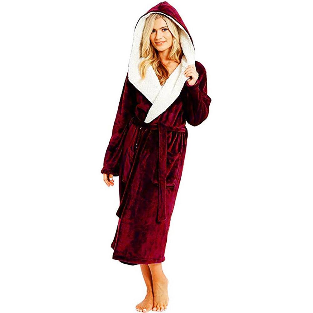 Full Length Thicken Shawl Kimono Bath Robe Sleepwear S-5XL Mens Winter Plush Spa Bathrobe Plus Size Winter Large, Blue