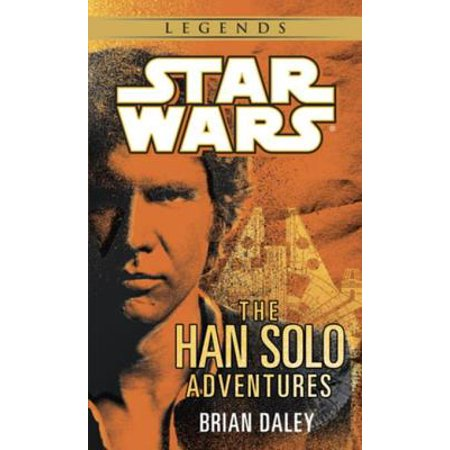 The Han Solo Adventures: Star Wars Legends - eBook](Han Solo Boots)