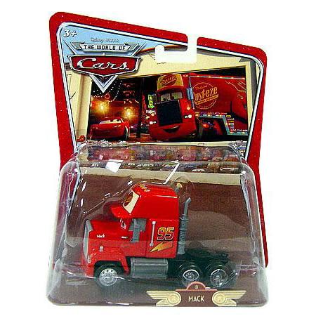 Disney Cars Deluxe Oversized Mack Truck Semi Diecast Car [Random Package]