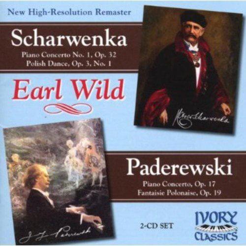 Earl Wild Plays Paderewski & Scharwenka