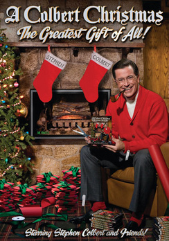 A Colbert Christmas: The Greatest Gift of All! (DVD) by Paramount Home Entertainment