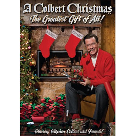 A Colbert Christmas: The Greatest Gift of All! (DVD) ()