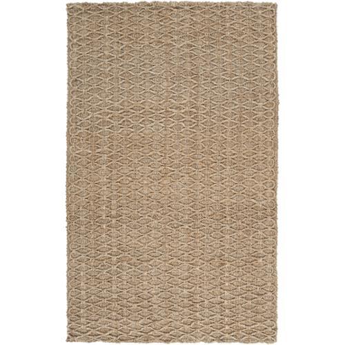 Country Living :Hand-Woven Garrett Country Jute Rug (2'6 x 4')