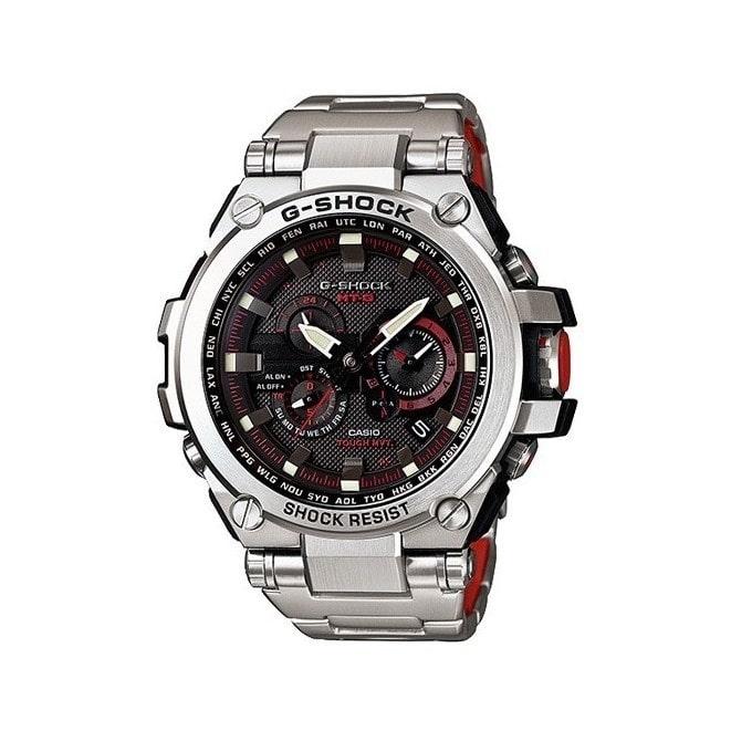 Casio MTGS1000D-1A4 Men's G-Shock MT-G Chrono Black Dial ...