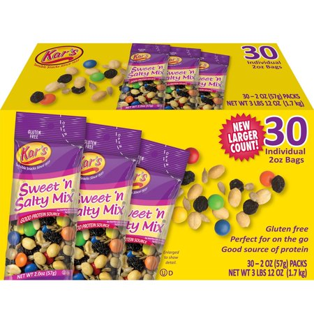 Kar's Sweet n Salty Mix (2 oz. ea, 30 ct.)