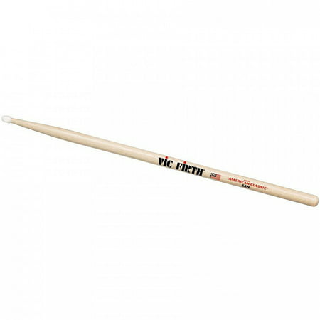 vic firth american classic 5a nylon tip drumsticks. Black Bedroom Furniture Sets. Home Design Ideas