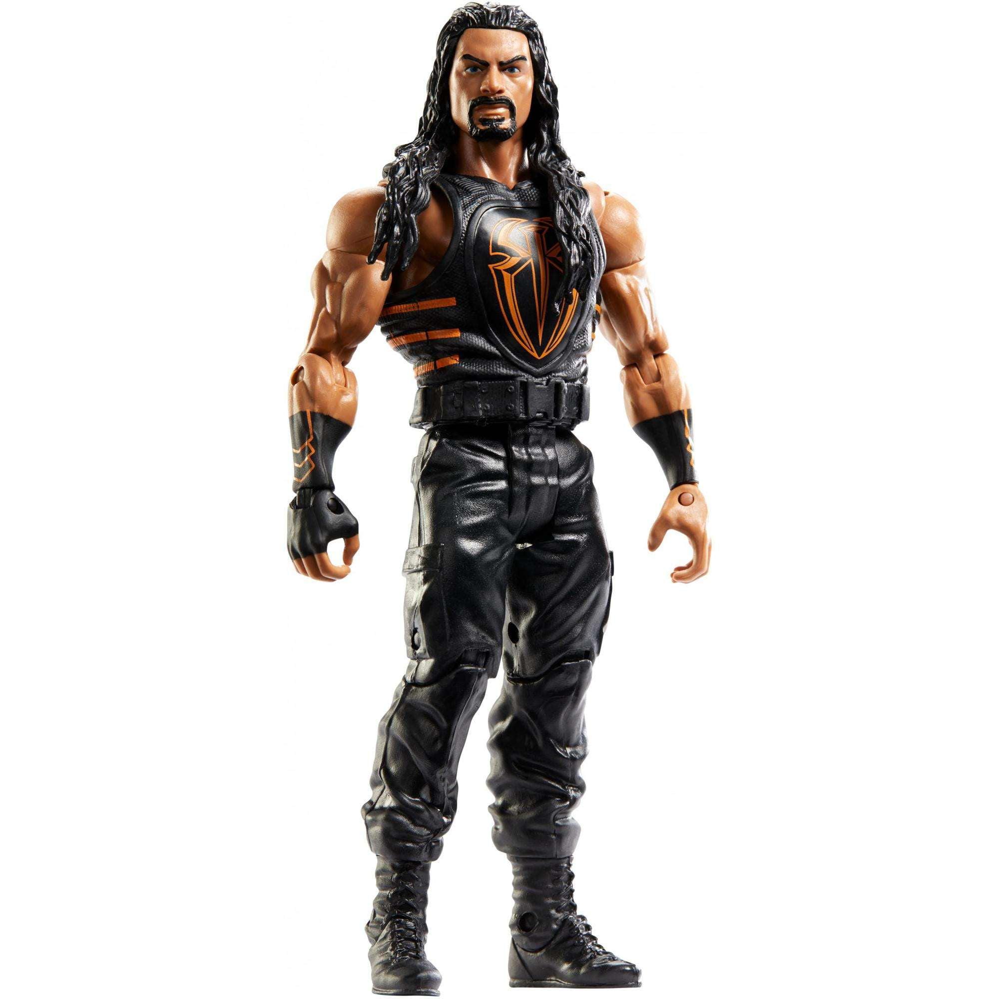 WWE Roman Reigns Figure by Mattel