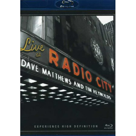 Dave Matthews & Tim Reynolds: Live at Radio City (Blu-ray)](Dave Matthews Halloween)