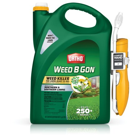 Ortho Weed B Gon Weed Killer for Lawns Ready-To-Use2 with Comfort