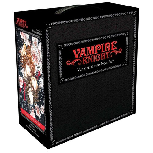 Vampire Knight Box Set