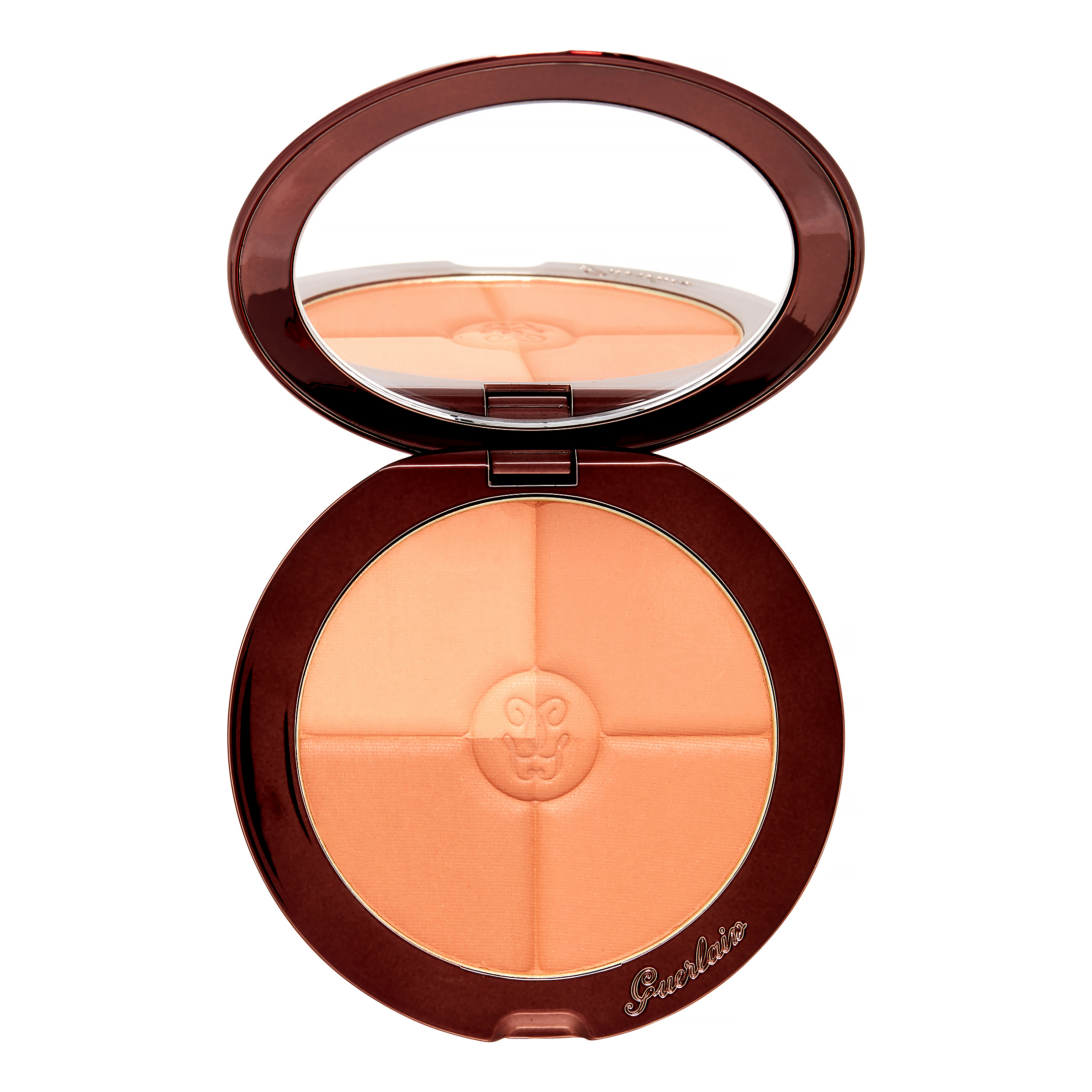 Guerlain Terracotta 4 Seasons Contour and Bronzing Powder with SPF 10, 04 Moyen Blondes, 0.35 Oz