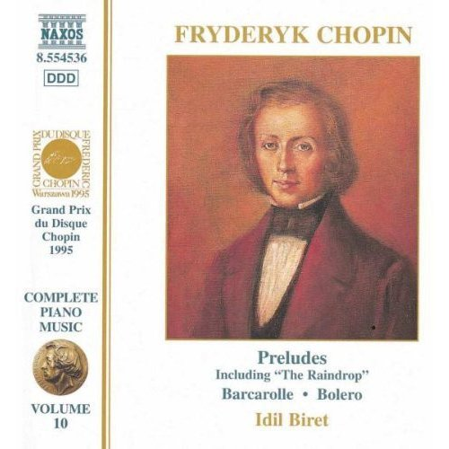 CHOPIN: COMPLETE PIANO MUSIC 10 / VARIOUS
