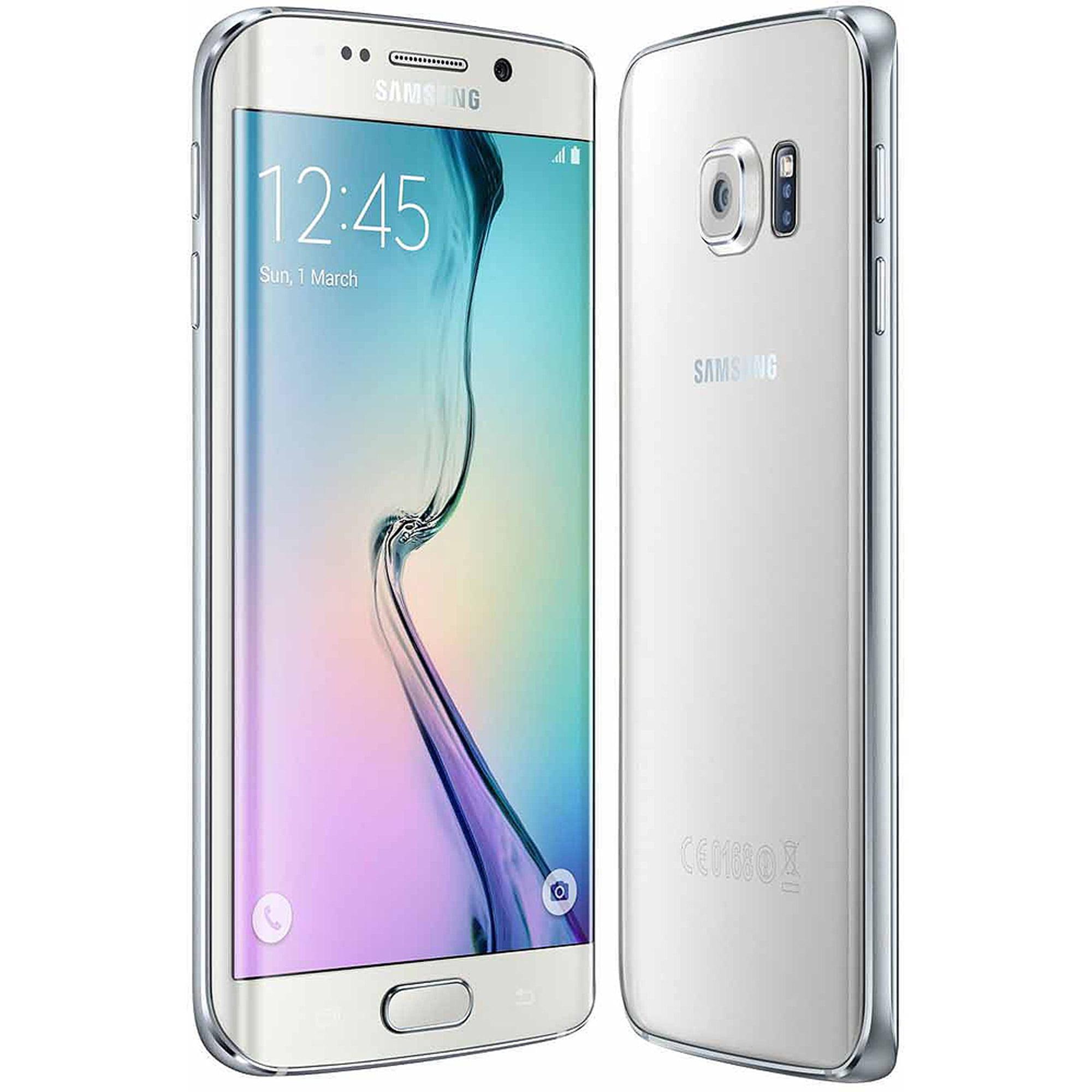 Samsung galaxy s6 - Samsung Galaxy S6 Edge G925 32gb Gsm 4g Lte Octa Core Smartphone Unlocked Walmart Com