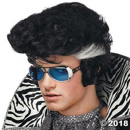 Vegas Style Wig - Vincent Vega Wig