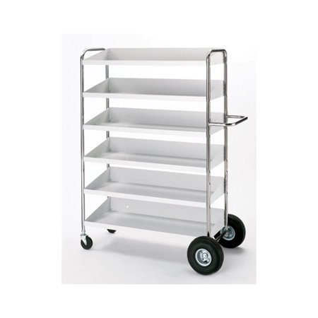 Utility Shelves Walmart Amazing Charnstrom Super Capacity Movable Bin Utility Cart With Shelves