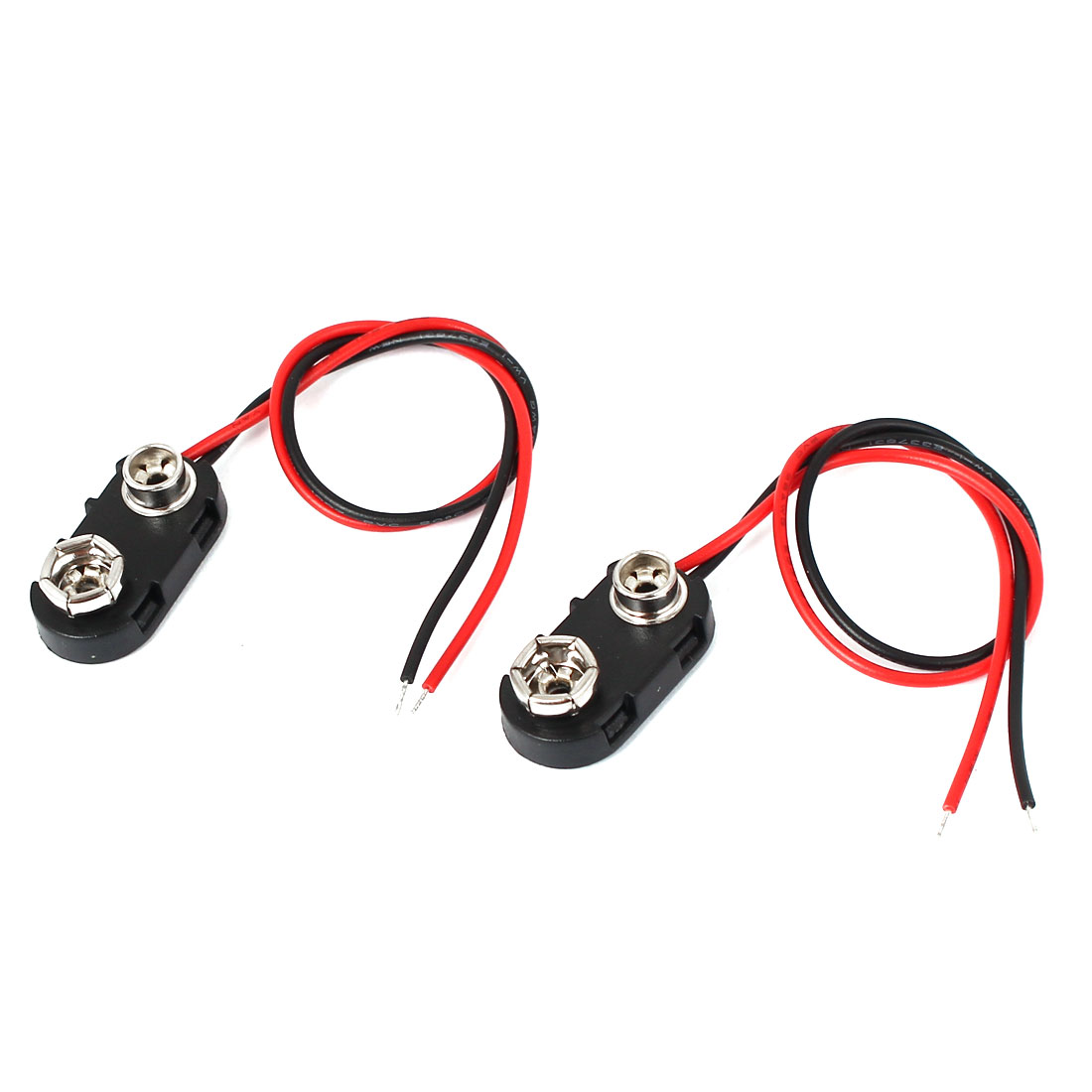 9V Volt PP3 Battery Clip Holder Box Clip Connector Case+Wire Lead Power Switch