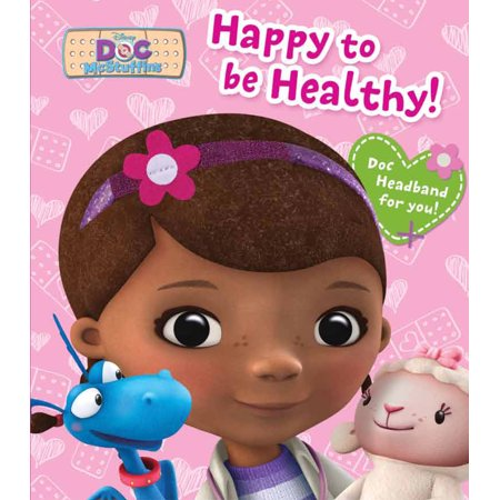 Disney Doc McStuffins Happy to Be Healthy!](Doc Mcstuffins Halloween Stencil)