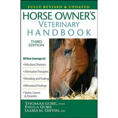Bmw Owners Handbook - Horse Owner's Veterinary Handbook