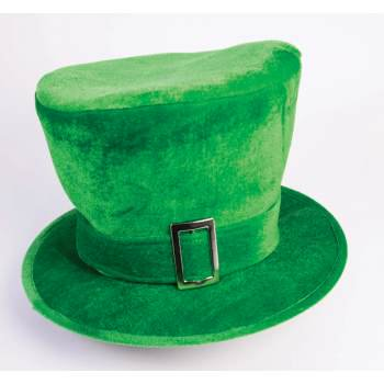 ST.PAT'S HAT W/BAND/BUCKLE - Pats Hat