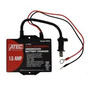 1.5 Amp 12 Volt Portable Automatic Charger/Maintainer