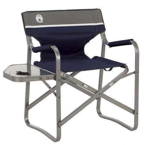 Coleman Steel Deck Chair