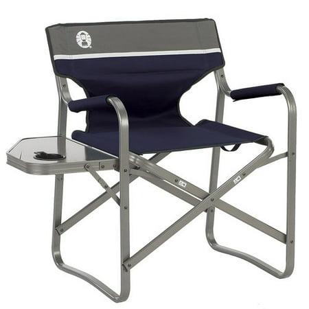 Coleman Steel Deck Chair Walmart Com