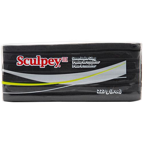 Sculpey III Polymer Clay 8 oz