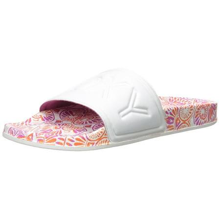 e10ef00425c Roxy - Roxy Women s Slippy Slip Slide Sandal - Walmart.com