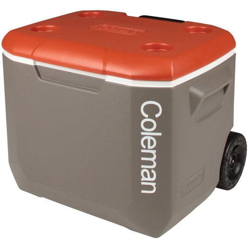 Coleman 45Qt Wheeled Cooler