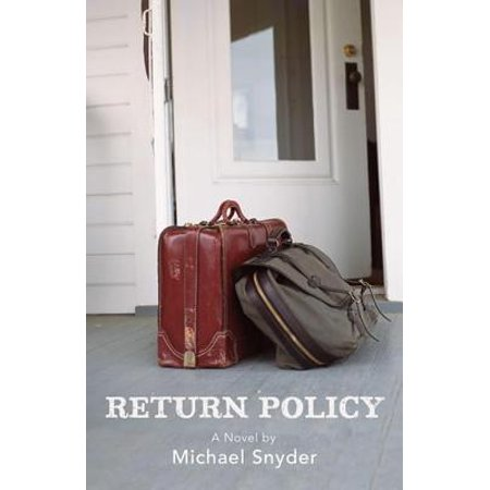 Return Policy - eBook