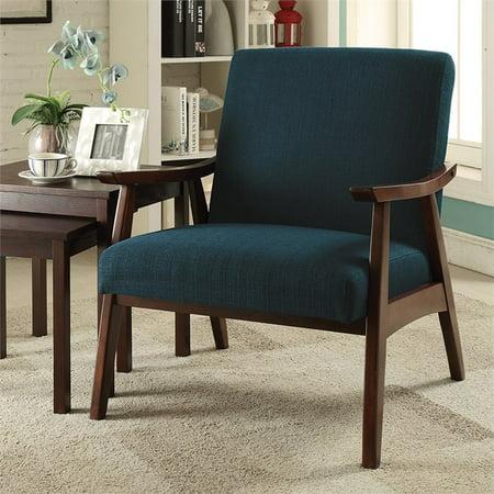 Ave Six Davis Chair Klein Azure Fabric With Medium