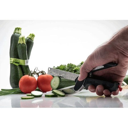 Food & Vegetable Kitchen Stainless Steel Cutting Board Scissors & Cutting