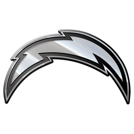 NFL Los Angeles Chargers Metal Emblem Nfl Football Emblem