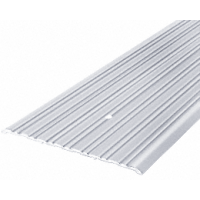 "CRL 492A36 8"" Aluminum Commercial Saddle Threshold - 36-1/2"" Length"